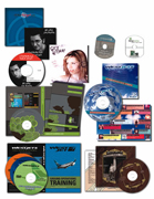 CD/DVD Cover Printing London