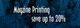 Magazines Printing save up to 20%