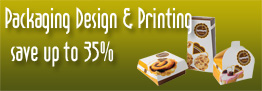 Packaging Design & Printing save up to35%